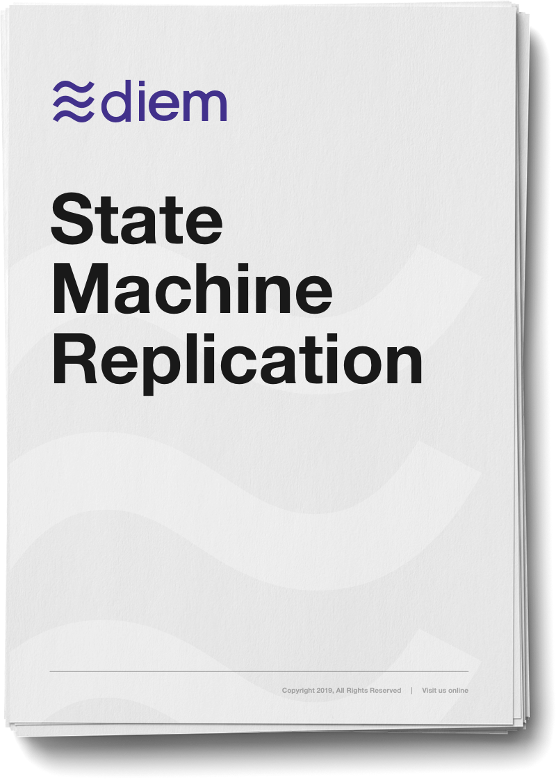 State Machine Replication in the Diem Blockchain PDF Download